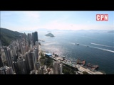 昂船洲橋海景-《寶翠園》三房單位(國語)