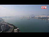 臨海盡賞維港兩岸 - 《嘉亨灣》連天台單位
