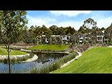 悉尼的自然社區《Putney Hill》項目理念